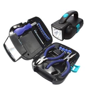 Kit Maleta Multi Uso com Lanterna Personalizado