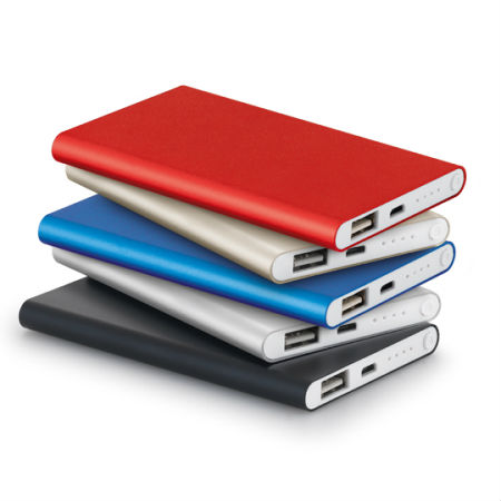 Carregador Portátil Power Bank 4400 mAh