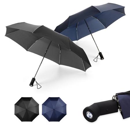 Guarda chuva Dobrável com Lanterna
