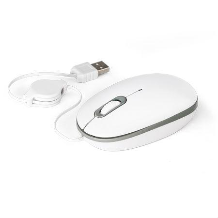 Mouse Ótico para Brindes