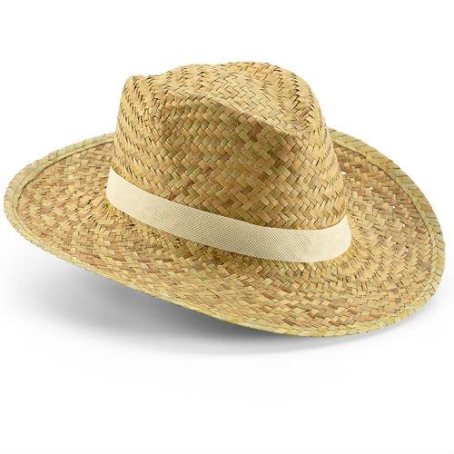 Chapéu Feminino de Palha Panamá Personalizado
