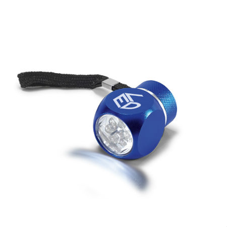 Lanterna 6 LEDs Personalizada