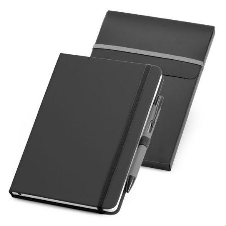 kit Caderno e Caneta Personalizado