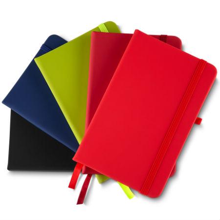 Caderno Pequeno Capa Dura Personalizado