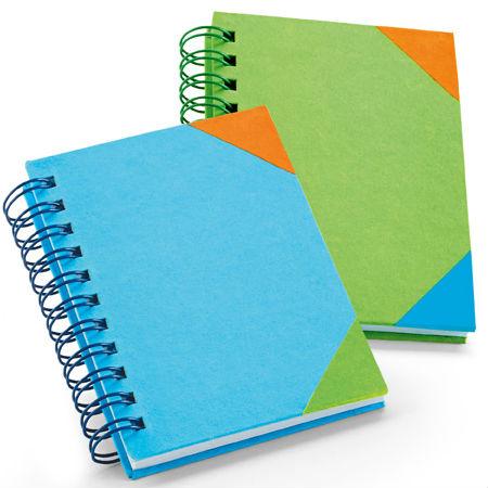 Caderno Espiral Capa Dura Personalizada