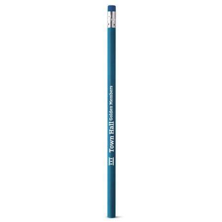 Lápis Colorido com Borracha para Brindes