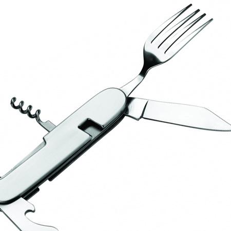 Canivete em Aço Inox Promocional