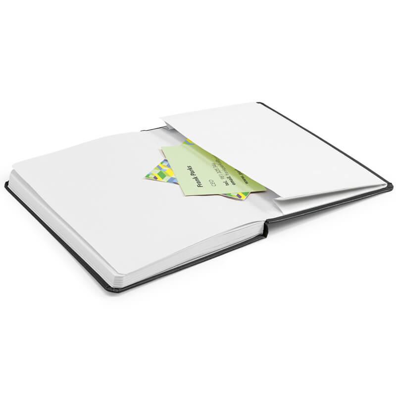 Caderno Capa Dura com Elástico