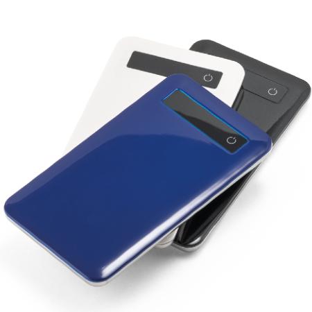 Bateria Portátil com Ecrã Touch e Indicador de Carga