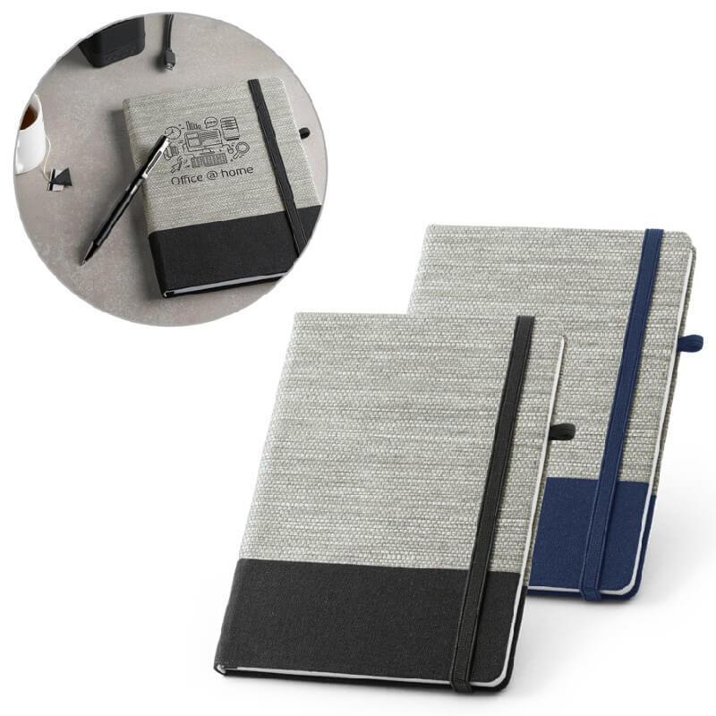 Caderno Capa Dura Rousseeau Personalizado
