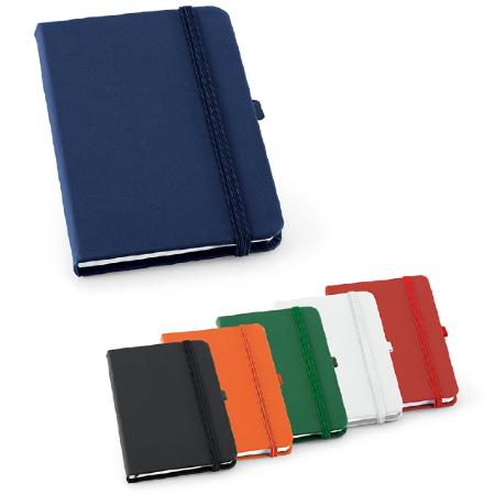 Caderneta de Anotações com Pauta