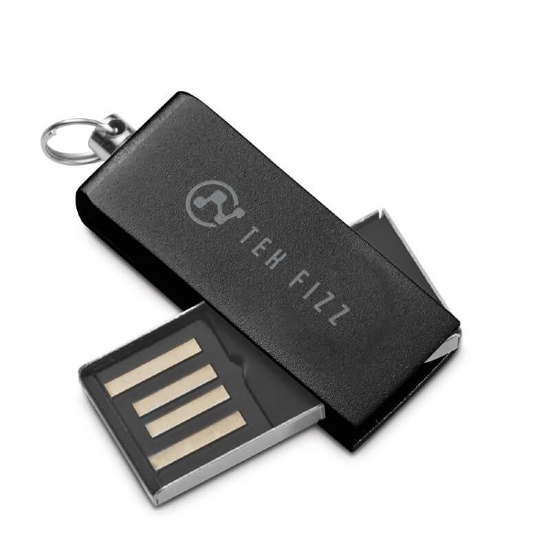 Pen Drive UDP Mini com 8GB Personalizado