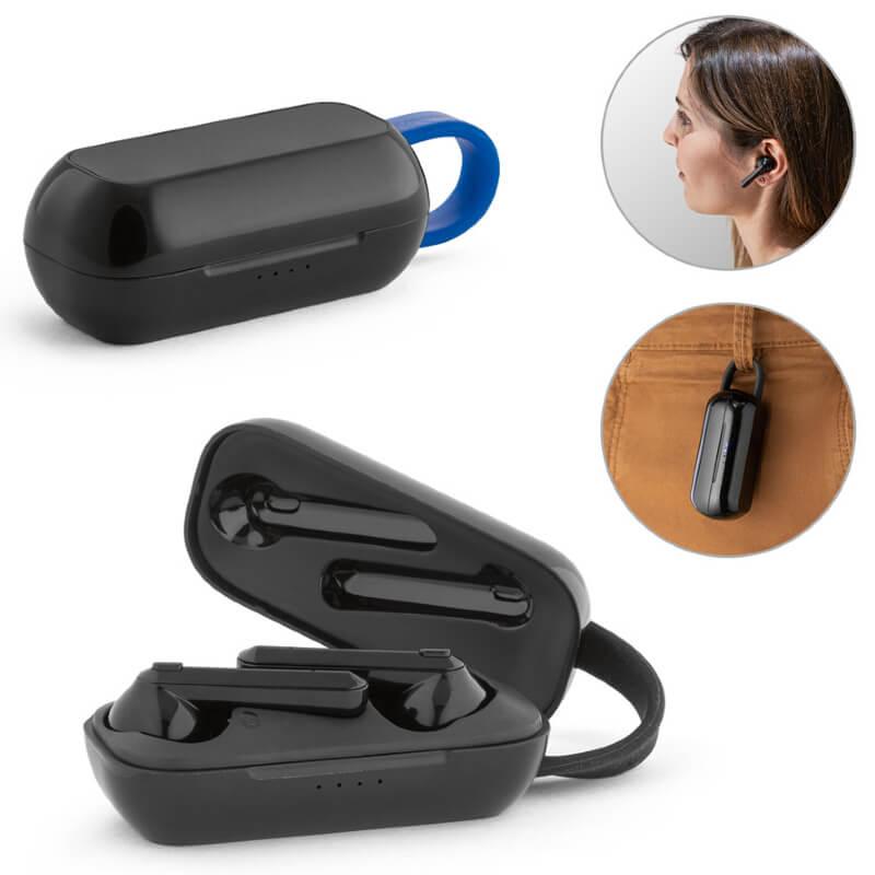 Fones de Ouvido Wireless Personalizado