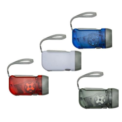 Lanterna para Brinde Recarregável e com Cordão
