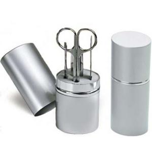 Kit Personalizado Manicure com Estojo em Alumínio