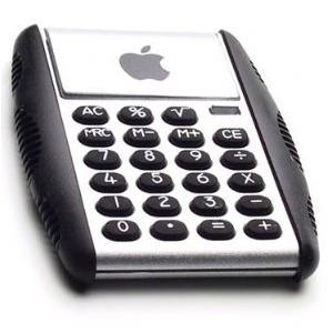 Calculadora estilo MAC para Brinde