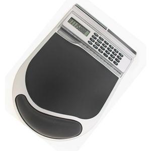 Mouse Pad com Calculadora e Régua