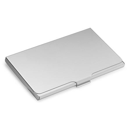 Porta Cartões em Alumínio