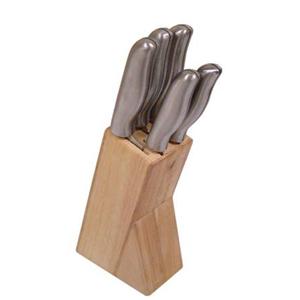 Kit Facas de Cozinha com Cinco Peças