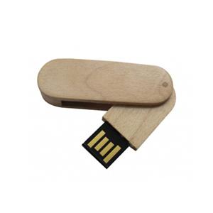 Pen drive de madeira 2GB