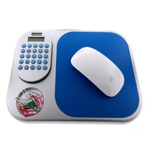 Mouse com Pad Calculadora