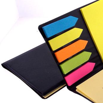 Porta Recado Colorido em PVC para Brinde
