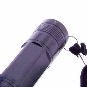 Lanterna em Alumínio com cordão
