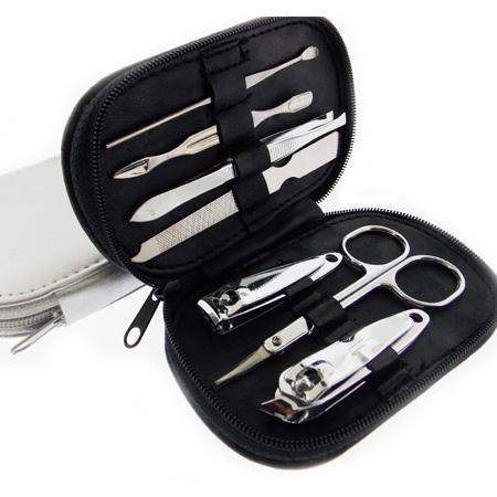 Kit de Manicure Personalizado com Sete peças