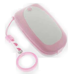 Kit  de Manicure com Espelho