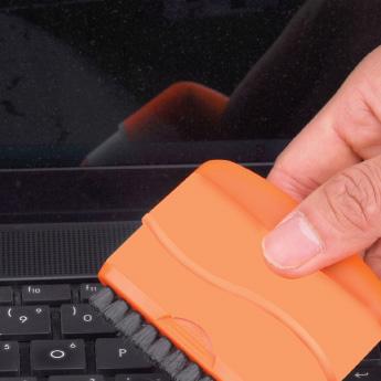 limpador de teclado e Monitor