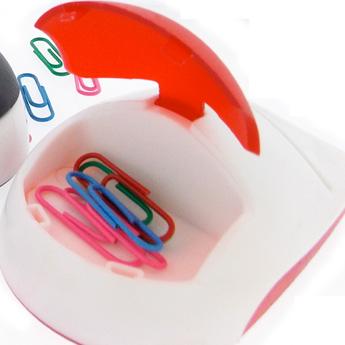 Porta Clips com o Formato de Mouse