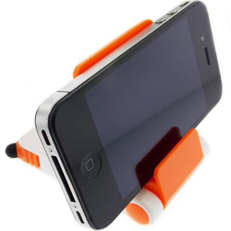 Porta Celular Personalizado com Touch e Limpador de Tela
