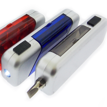 Mini Kit de Ferramenta com Lanterna Personalizado