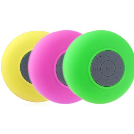 Rádio para Banheiro Bluetooth com funções de telefone