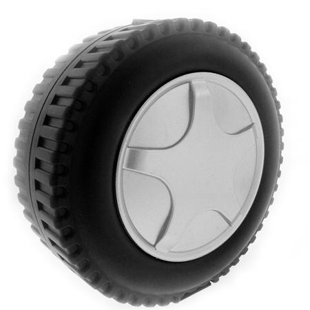 Kit Ferramenta com  Formato de Roda