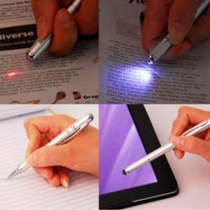 Caneta Metal para Tablet com Laser Point
