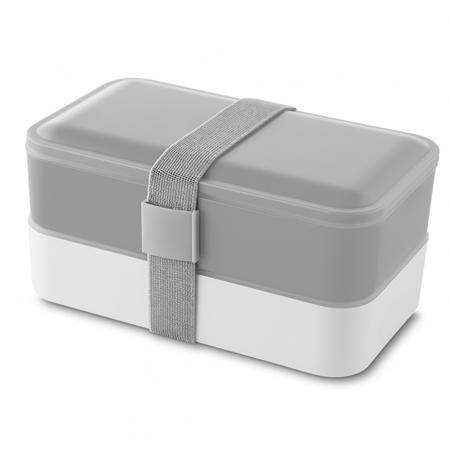 Marmita Personalizada com Dois Compartimentos