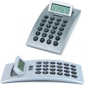 Calculadora de Mesa Silver Oito Dígitos