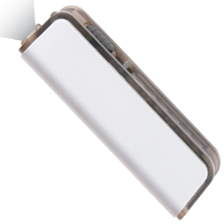 Kit Ferramenta Bastão Silver com Lanterna