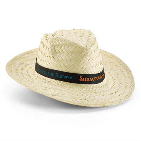 ae1b1326d3 Chapéu de Palha Personalizado