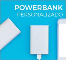 Power Bank Personalizado